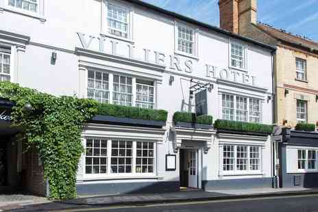 Villiers Hotel - Two nights Buckingham getaway with breakfast - Save 0%