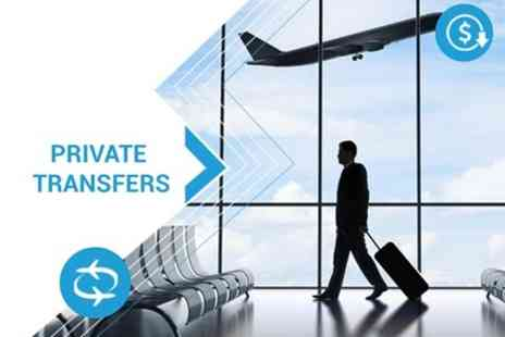 Servantrip - Private Departure Transfer from London City Center to London City Airport - Save 0%
