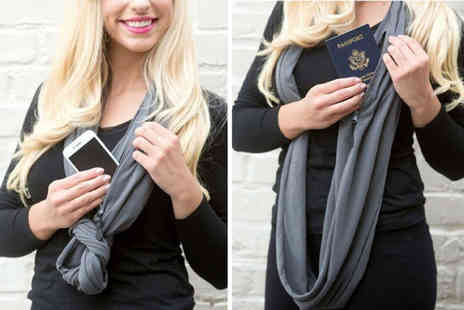 Bellap - Two in one scarf and clutch bag - Save 75%
