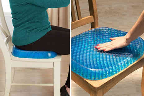 WowWhatWho - Orthopaedic support seat cushion - Save 68%