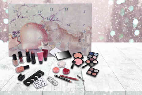 Forever Cosmetics - 24 days of beauty advent calendar - Save 52%