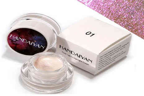 Forever Cosmetics - Face, eye and lip cream colour polar highlighter Choose from 5 colour - Save 56%