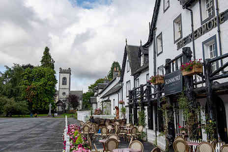 Kenmore Hotel - Overnight Loch Tay stay for two people with breakfast and a late check out - Save 59%