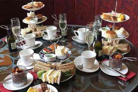 Reeds Restaurant - Afternoon tea for two people with unlimited tea or coffee glass of sparkling wine each - Save 35%