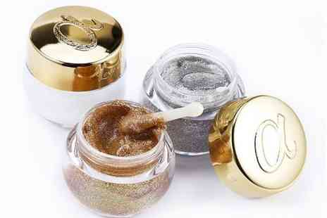 GetGorgeous - Foil eyeshadow glitter gel choose from two colours - Save 62%