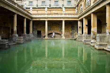 Footprints Tours - Roman Baths and Bath City Walking Tour - Save 0%