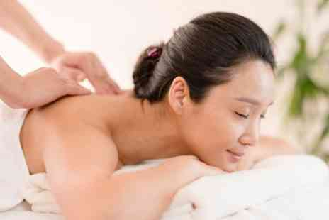 Skin Beauty Aesthetics - 30 or 60 Minute Deep Tissue or Aromatherapy Massage - Save 45%