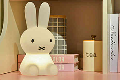 hey4beauty - Cute Rabbit Night Light - Save 83%