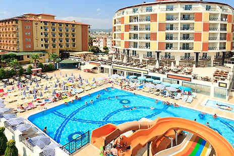 Plenty Holidays - Four Star Seven Nights All Inclusive Hotel Stay With Flights - Save 0%