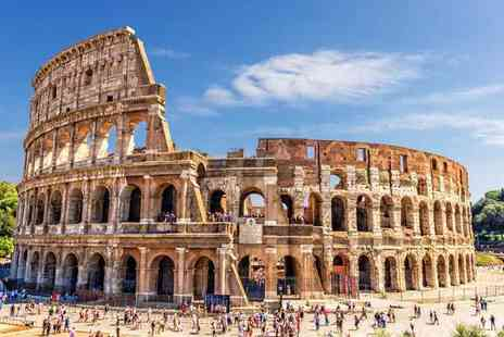 Bargain Late Holidays - Two nights Rome escape with breakfast, an Angels and Demons themed City Tour and return flights - Save 22%