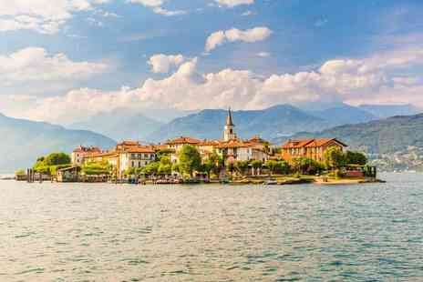 Exclusive Luxury Breaks - Escape with a seven nights European Rivieras, Mountains and Lakes adventure Now with the ability to choose your flight - Save 0%