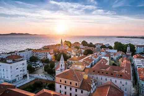Broadway Travel - Five Star Escape with a 5, 7 or 10 nights half board getaway to Croatia Now with the ability to choose your flights - Save 0%