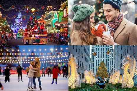 Weekender Breaks - Christmas multi centre mystery getaway with flights - Save 0%