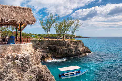 Via Holiday - Seven nights Jamaica beach escape with flights - Save 22%