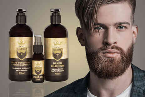 Avant Garde Brands - Complete beard grooming kit - Save 86%