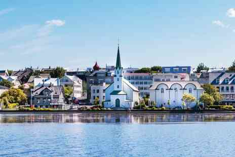 Super Escapes Travel - Two nights Reykjavik, Iceland getaway with breakfast, Northern Lights tour and return flights - Save 37%