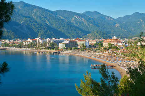 Super Escapes Travel - Five Star Seven nights all inclusive Turkey break with return flights - Save 41%