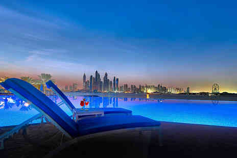 Super Escapes Travel - Five Star Three nights half board Dubai getaway with return flights - Save 24%
