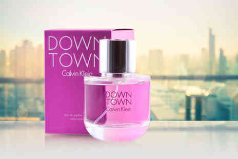 Wowcher Direct - 90ml bottle of Calvin Klein Downtown eau de parfum spray - Save 26%