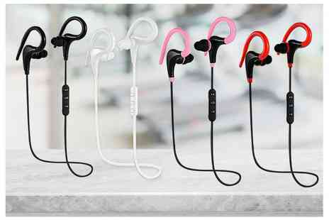 Magic Trend - Pair of sports earphones - Save 92%