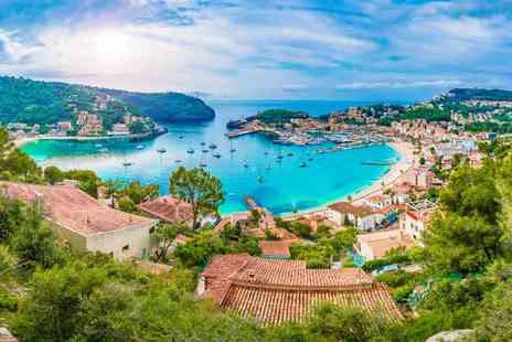 Super Escapes Travel - Three nights all inclusive Mallorca holiday with return flights - Save 21%