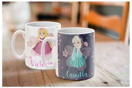 Printerpix - One personalised princess mug - Save 0%