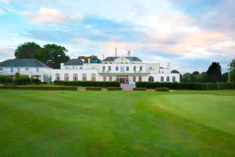 Hawkstone Park Hotel - Overnight stay for two people with breakfast, three course dinner and a round of golf or entry into Follies - Save 66%