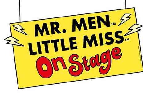 Redgrave Theatre - One ticket to Mr Men and Little Miss On Stage and a box of popcorn - Save 25%
