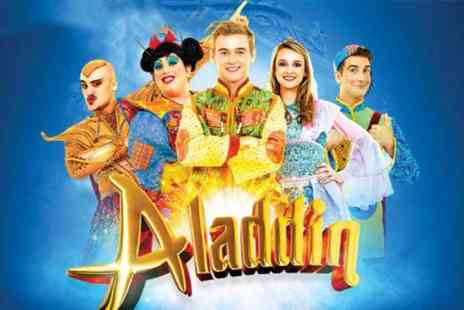 Harrow Arts Centre - Childs ticket to Aladdin Pantomime - Save 44%