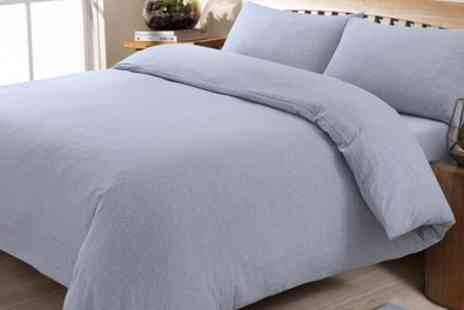 Groupon Goods Global GmbH - Pieridae Supersoft Jersey Bedding - Save 0%