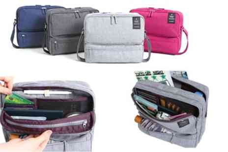 Groupon Goods Global GmbH - One, Two or Four Multi Compartment Travel Bags - Save 0%