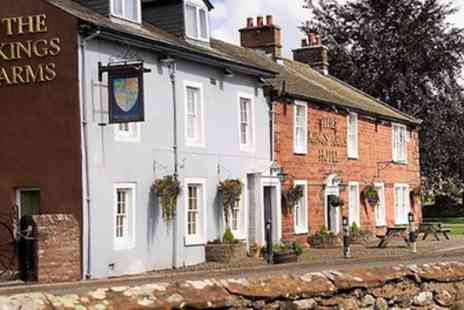 The Kings Arms Hotel - 1 or 2 Nights for Two with Breakfast - Save 28%