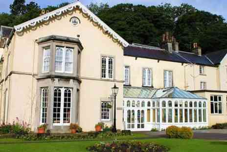 Lambert Manor Hotel - Double Room for Two with Breakfast, Afternoon Tea, Leisure Access and Optional Cruise - Save 27%