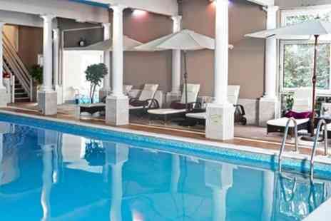 Penventon Park Hotel - Double Room for Two with Breakfast, Wine, £10 Spa Credit and Optional Dinner - Save 19%