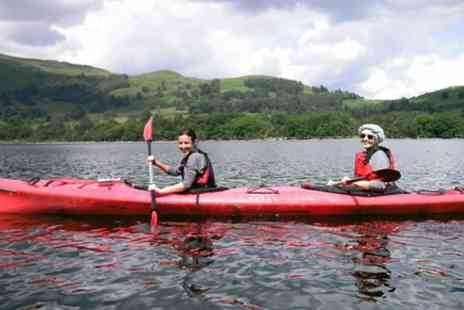 Tall Bloke Adventures - Bays and Beaches of Ullswater by Kayak - Save 0%