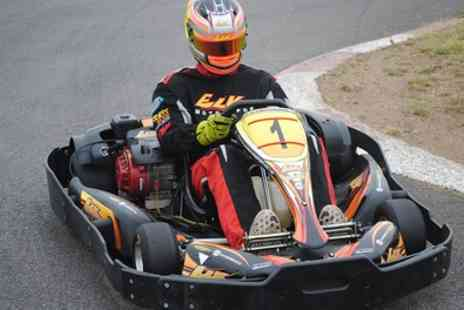Elk Motorsport - Go Karting Experience for Up to Ten or Race for Up to Eight - Save 16%