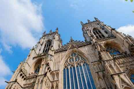 Footprints Tours - York Walking Tour including York Minster - Save 0%