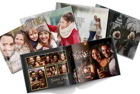 Printer Pix - Personalised Photo Books Give the Gift of Memories this Christmas - Save 87%