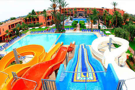 Travel Center - Four Star 3 To 5 Nights All Inclusive Hotel Stay With Flights - Save 0%