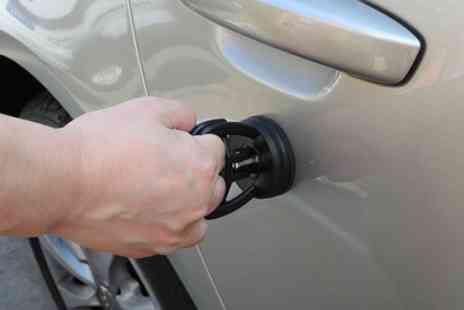 Groupon Goods Global GmbH - Small or Large Car Dent Suction Puller - Save 80%