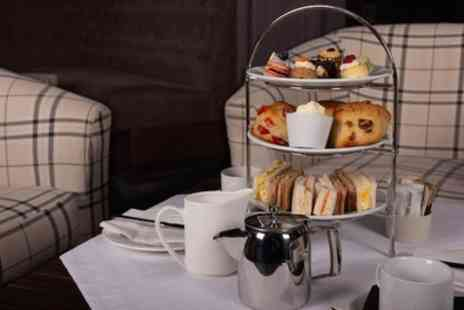 The Lovat Hotel - Traditional or Sparkling Afternoon Tea for Two or Four - Save 50%
