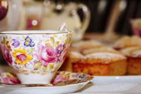 The Mustard Seed Tearooms - Cream Tea for Two or Four - Save 45%