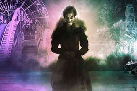 Dreamland Margate - All the Horror of Halloween - Save 0%