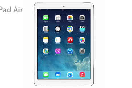 Refurb Phone - Apple iPad Air and Air 2 With Wi Fi and Optional 4G Choose from 16GB, 32GB, 64GB or 128GB - Save 63%