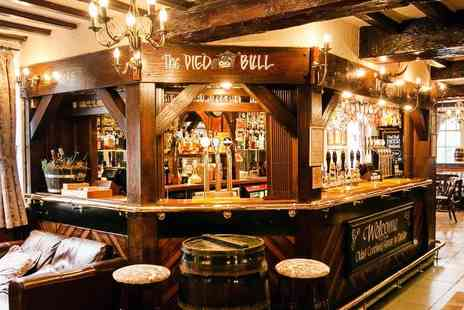 The Pied Bull - Chester brewery tour, tastings and meal for Two - Save 0%