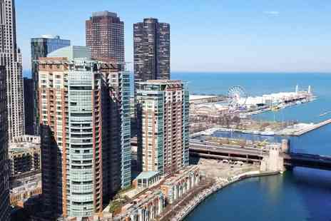Swissotel Chicago - Chicago Four Star Riverfront Hotel; Flights Available - Save 0%