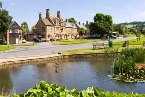 The Bell at Willersey - Up to Three Nights for Two with Breakfast - Save 0%