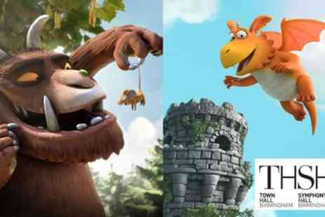 THSH - The Gruffalo and Zog or The Gruffalos Child Screenings with Live Orchestra on 27 October - Save 41%
