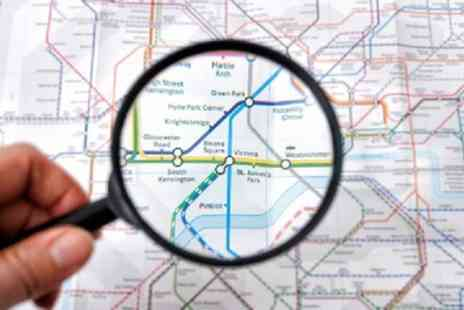 London Premier Walking Tours - London Underground Treasure Hunt for Up to Six - Save 20%