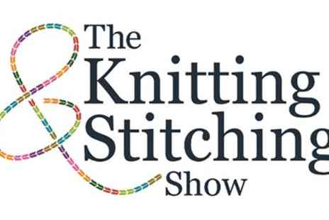 The Knitting & Stitching Show - One general admission day ticket from 29 November or 1 December - Save 31%